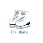 スケート初心者が上手く滑るには靴を選ぶこと。上達はマイシューズで